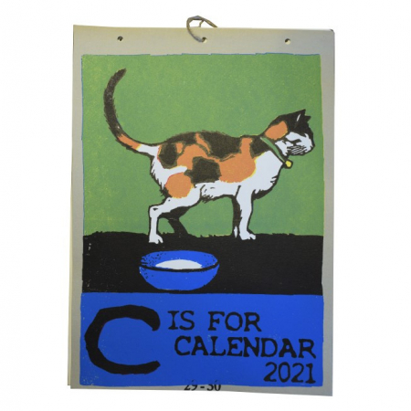 Calendrier - C is for Calendar 2021