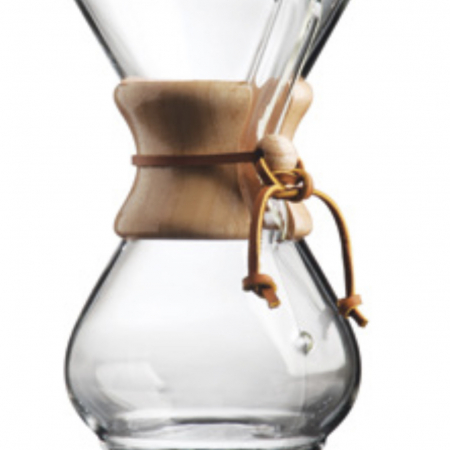 Chemex 6 tasses (850 ml)